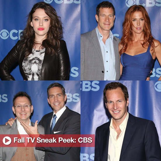 New CBS Show Previews: Two Broke Girls, Unforgettable, A Gifted Man, How to Be a Gentleman, Person of Interest