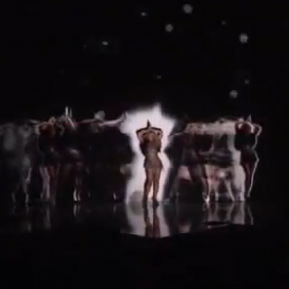 "Beyonce Knowles Performs ""Run the World (Girls)"" at the Billboard Music Awards"