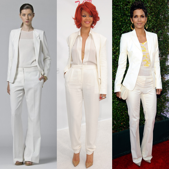 Summer White Suits