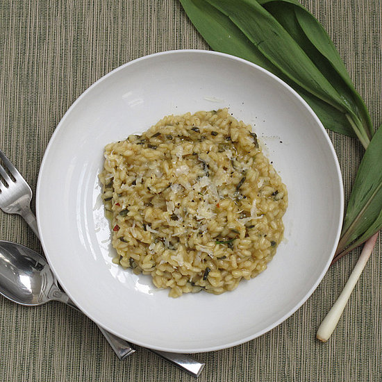 Photo Gallery: Ramp Risotto