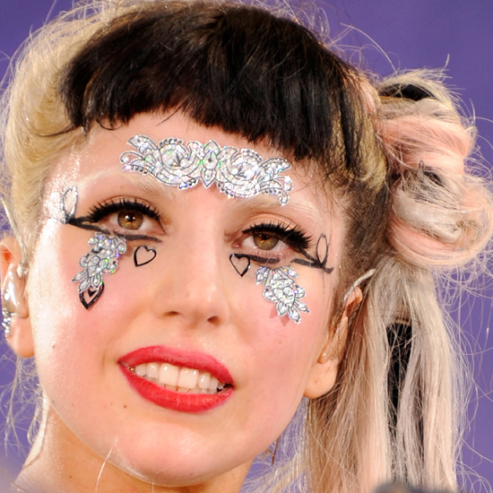 Lady Gagas Latest Hair and Makeup Looks POPSUGAR Beauty - Lady Gaga Makeup