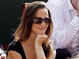 Video of Pippa Middleton at the French Open and Prince William and Kate Middleton's Vanity Fair Cover
