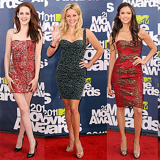 2011 MTV Movie Awards Red Carpet Pictures