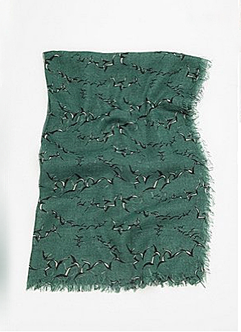 Cooperative Conversational Scarf Urban Outfitters, $24