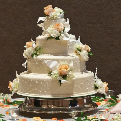 How Do You Feel About Wedding Cake?