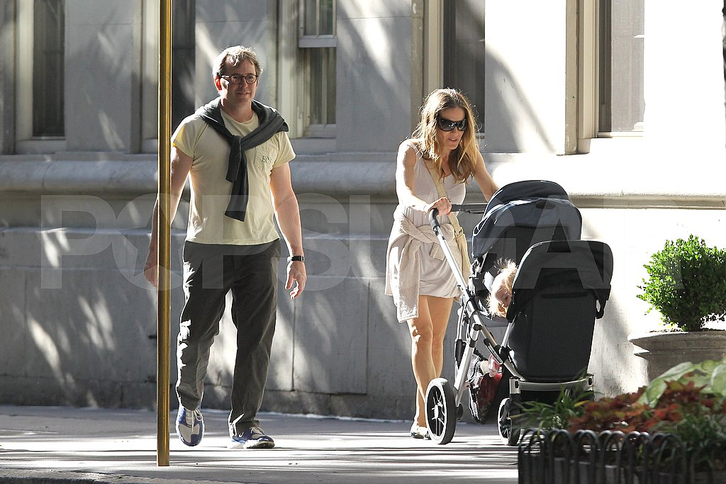 Sarah Jessica Parker and Matthew Broderick Show Their Kids Around the City