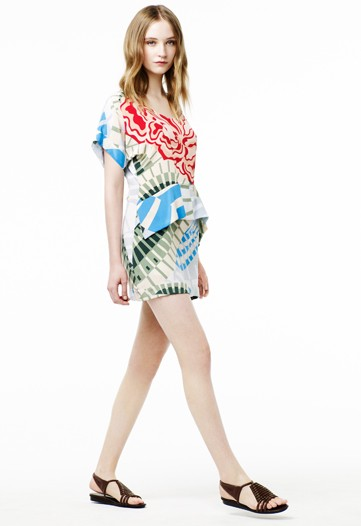Thakoon Addition Resort 2012 Collection Photos