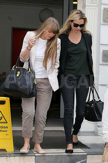 Kate Moss Pictures in London