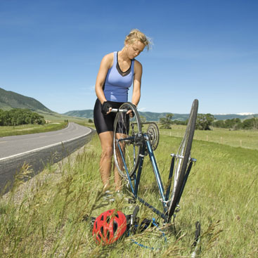 How to Fix a Flat Tire on Your Bike