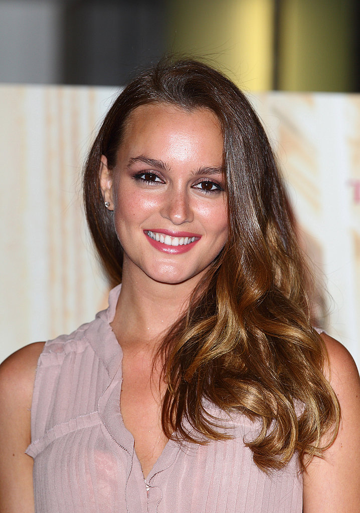 Leighton Meester Launches Vera Wang's Lovestruck and Sells Out Her LA Show