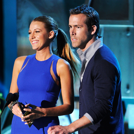 Blake Lively Sabotages Diet of Ryan Reynolds