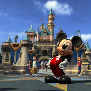 Kinect Disneyland Adventures Trailer 2011-06-13 11:17:07