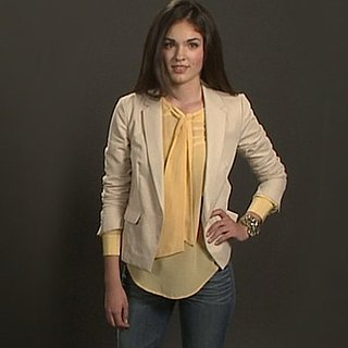 How to Wear a Pussy Bow Blouse: See Our How Short Instructional Clip On Styling The Tie Front Blouse 3 Ways