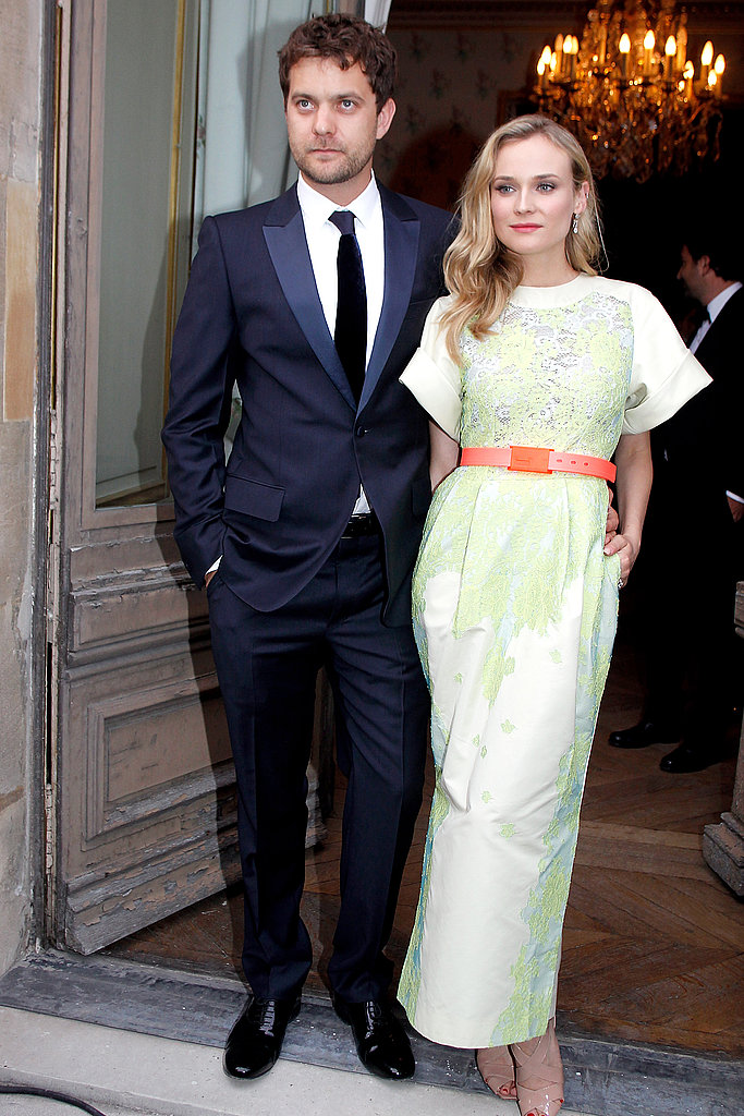 Pictures of Joshua Jackson and Diane Kruger in Paris ...  Pictures of Jos...