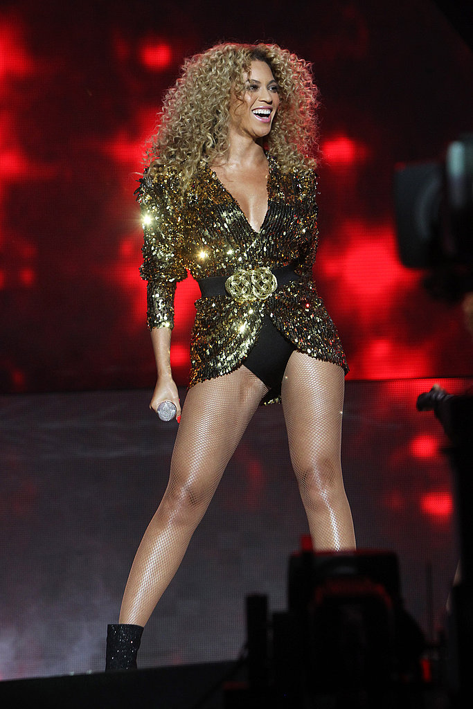 how to get beyonce legs