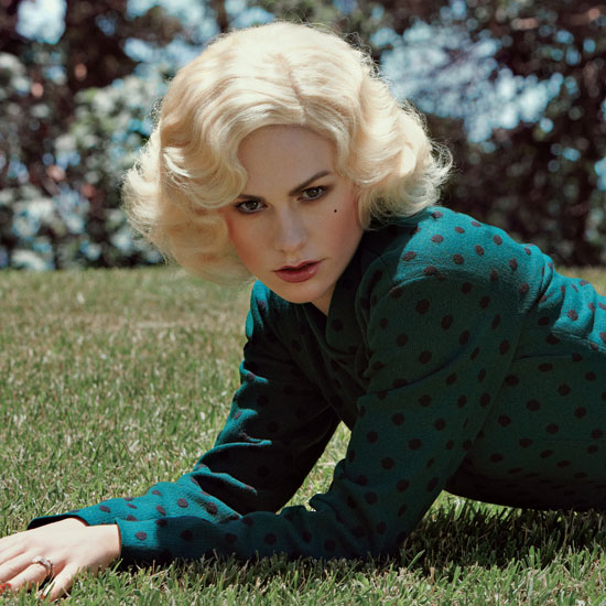Anna Paquin Inside the July Issue of V Magazine