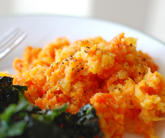 Rutabaga and Carrot Mash | Creative Low-Carb Side Dishes That Fully ...