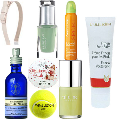 Wimbledon-Inspired Beauty Treats!