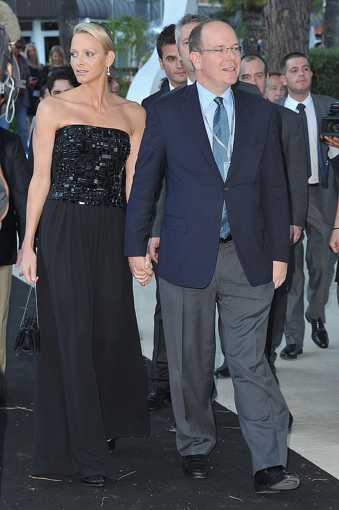 The pair attended a fashion event in Monaco in May 2011. Source: Getty / Pascal Le Segretain