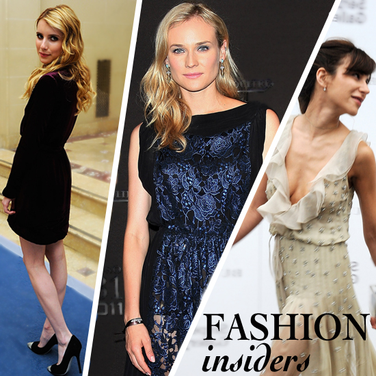 Celebrity Style: Red Carpet Looks from Rosie Huntington Whiteley, Diane Kruger, Eva Mendes, Emma Roberts, Ashley Greene and more