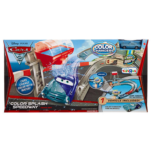 Color Splash Speedway Track Set ($30)