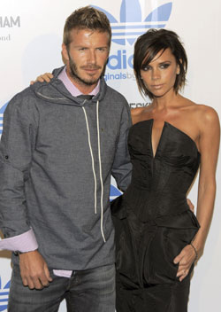 Victoria Beckham Gives Birth