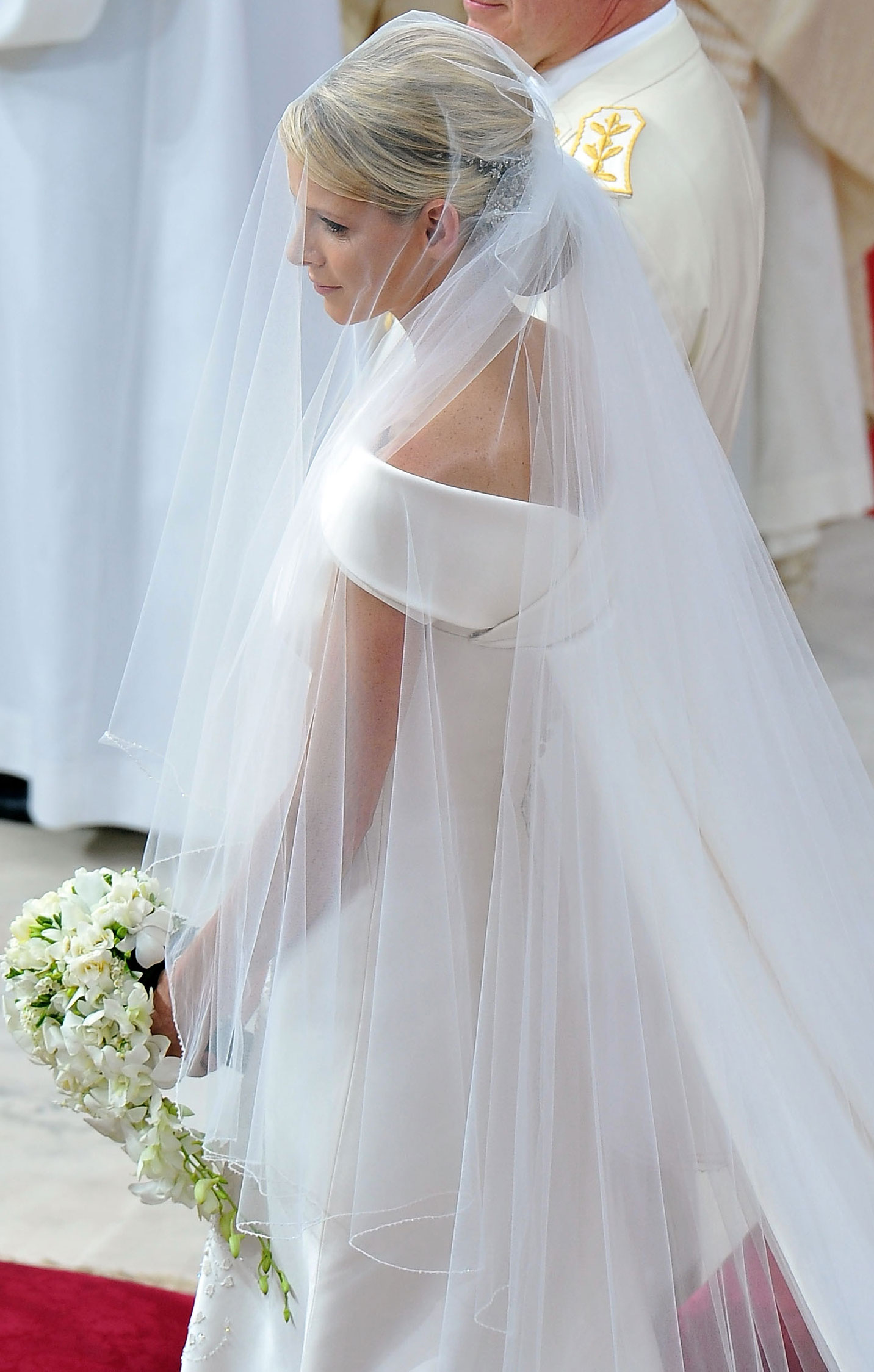 Charlene Wittstock and Prince Albert Are Married ...