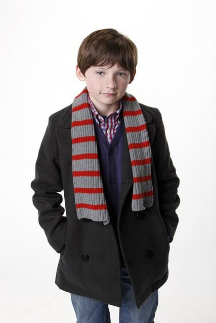 Jared Gilmore as Henry on ABC&#039;s Once Upon a Time.