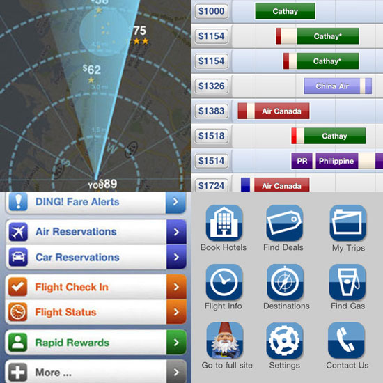 Apps For Booking Travel