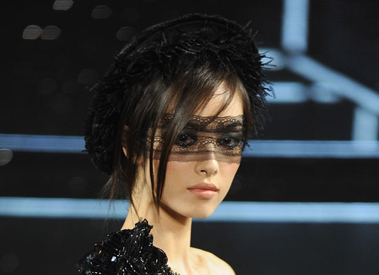 Pictures of the 2011 Fall Chanel Runway at Paris Haute Couture Fashion Week
