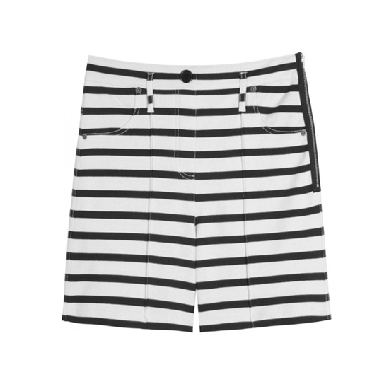 Sonia by Sonia Rykiel Striped Shorts, $215    Pair with: