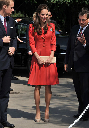 Kate Middleton and Prince William continued their North American tour on July 8.