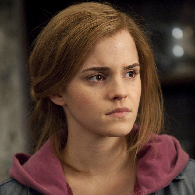 hirthick roshan krish movie hair style : ... running from death eaters hermione granger s hair always seems to look