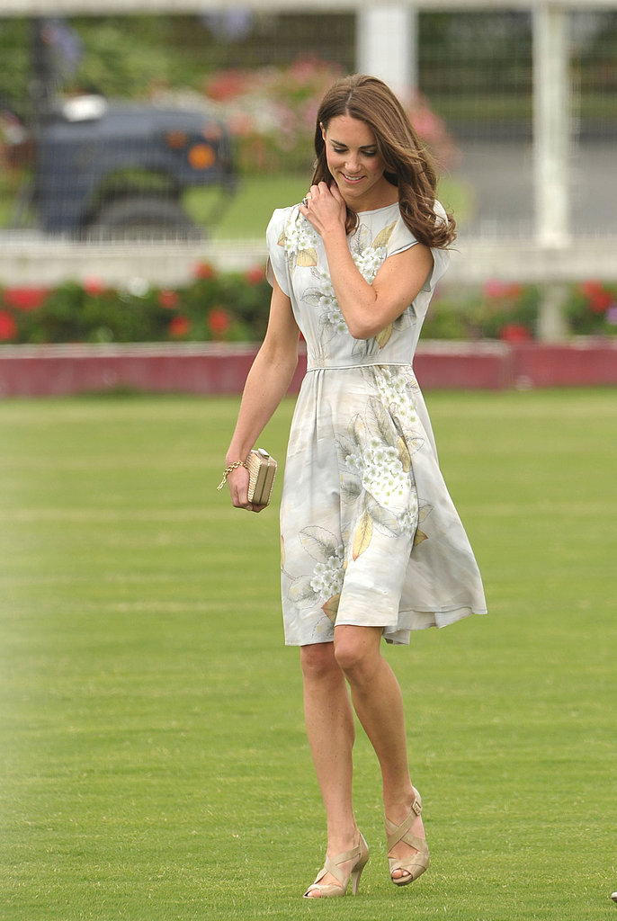 Kate Middleton in Santa Barbara.