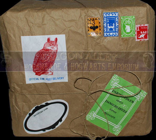Diagon Alley Care Package