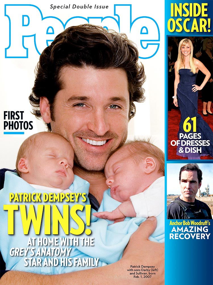 Sullivan Patrick and Darby Galen Dempsey