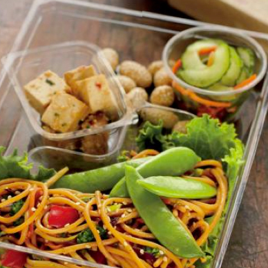 Starbucks Launches Healthier Bistro Boxes