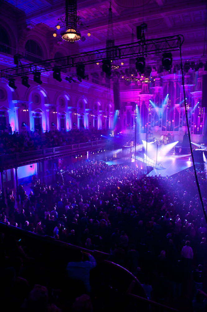 Pictures From Lady Gaga Exclusive Sydney Monster Hall Show at Town Hall