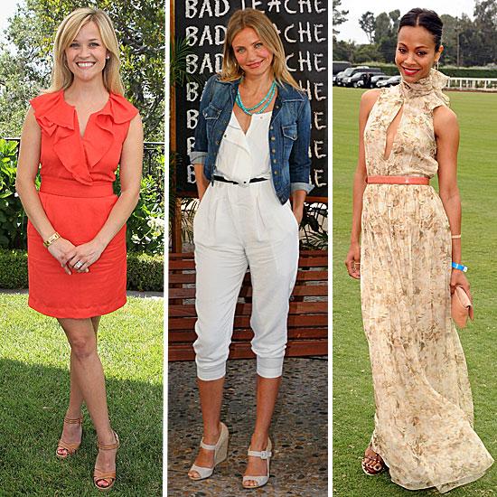 Celebrity Fashion Quiz July 16, 2011