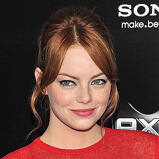 Emma Stone's Makeup at Friends With Benefits Premiere