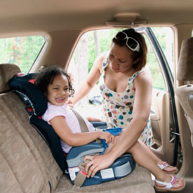 Safety Statistics About Kids in Cars