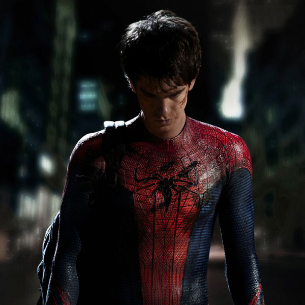The Amazing Spider-Man Teaser Trailer Starring Andrew Garfield and Emma Stone