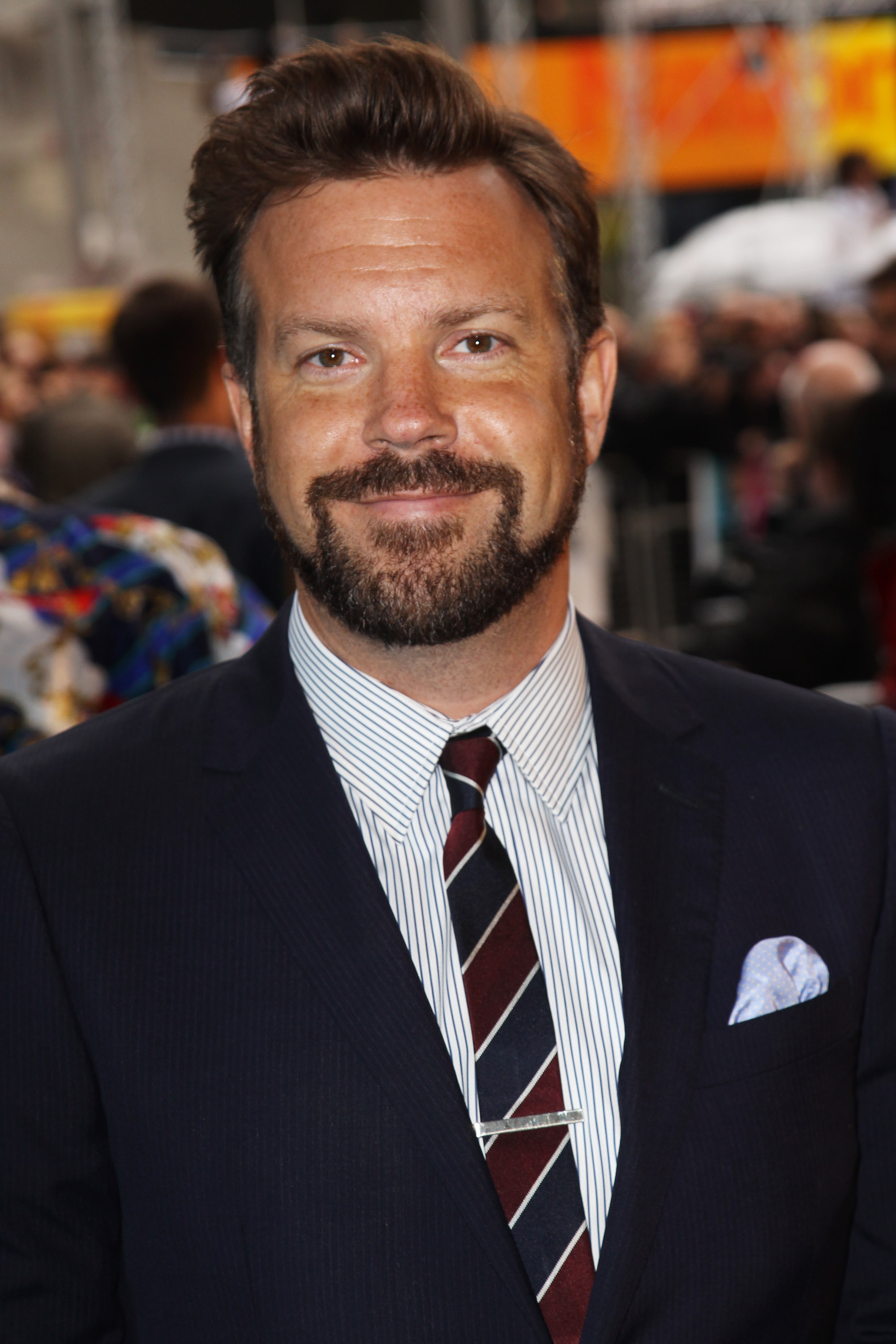 Jason Sudeikis at the London premiere of Horrible Bosses.