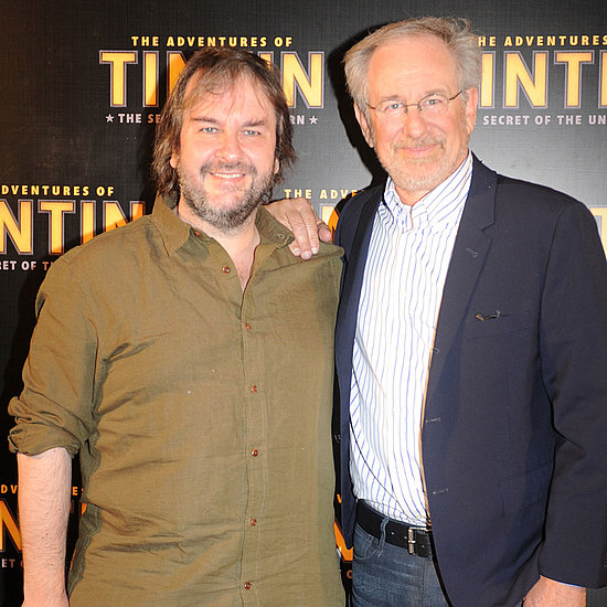 The Adventures of Tintin Press Conference With Steven Spielberg