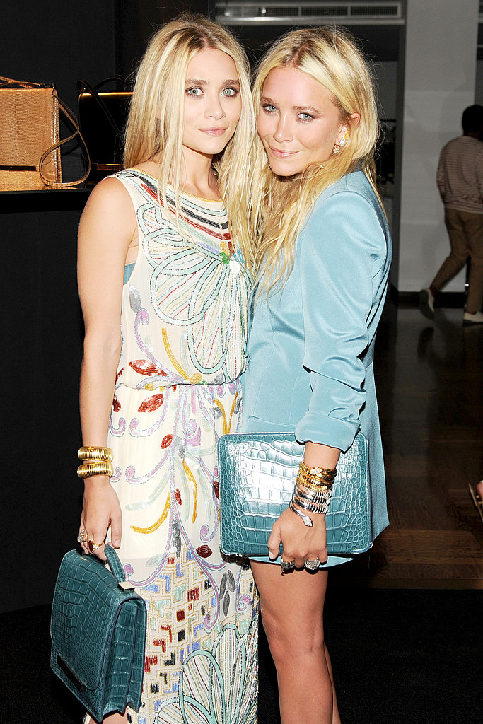 Mary- Kate and Ashley Olsen