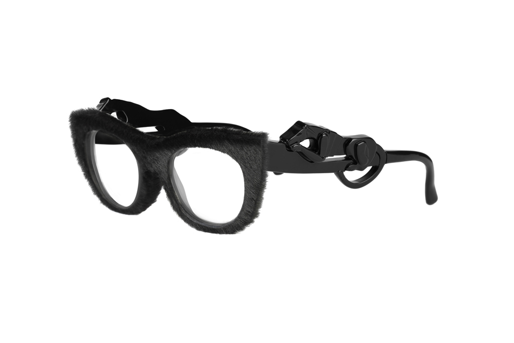 Givenchy Goes Kitsch with Fall 2011 Panther Glasses Collection