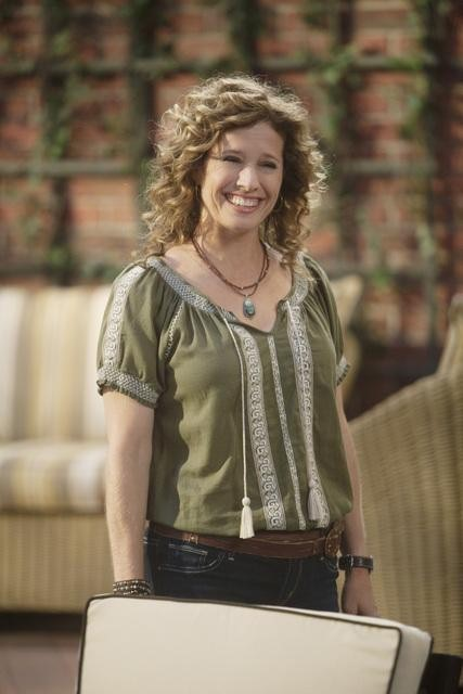 Nancy Travis in ABC&#039;s Last Man Standing.