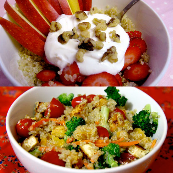 How to Make Quinoa Healthier: Add These Foods