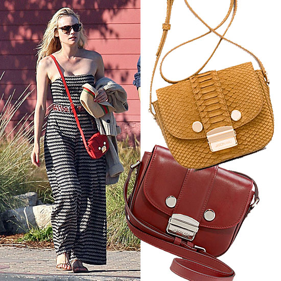 Diane Kruger Carrying Jason Wu Bag