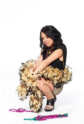 Judi Name Drops her Famous Friends (Reggie Bush, Lil Wayne, Shawty Lo)